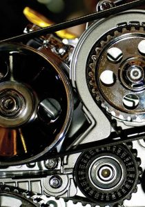 Condition monitoring in the automotive car industry